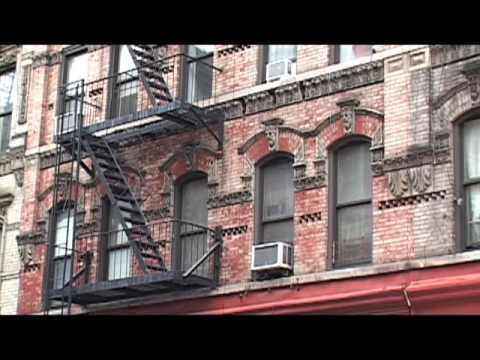 The Lower East Side: An Endangered Place [trailer]