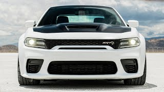 2021 Dodge Charger SRT Hellcat Redeye - Pure Sound - The Most Powerful and Fastest Sedan