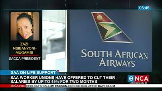 SACCA talk on SAA and proposals