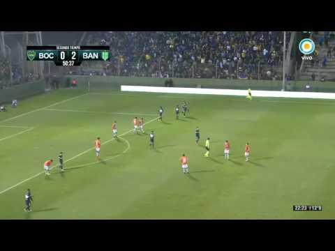 Boca 1 - 1 Banfield - Copa Provincia de Salta