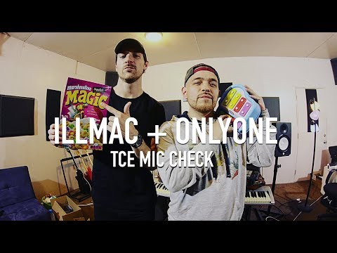 Illmac + OnlyOne  Once Upon A Time In LA  TCE Mic Check