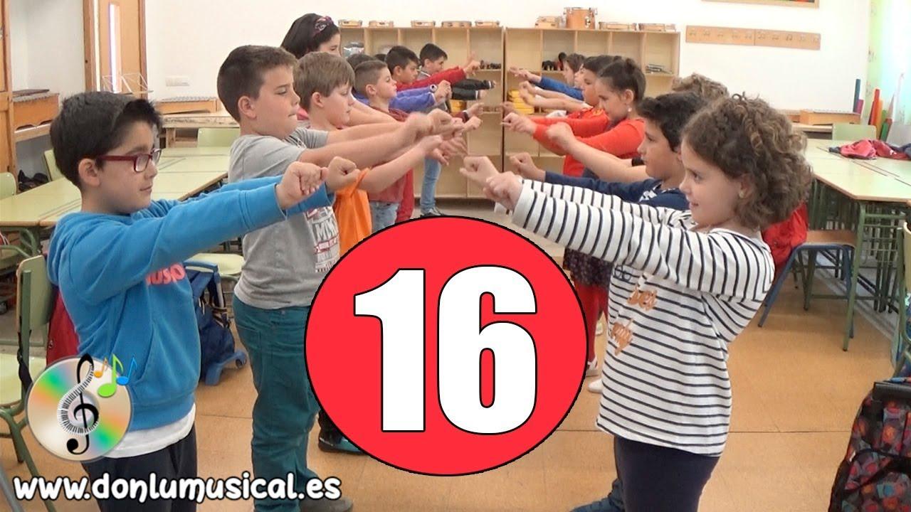 Juegos Musicales Para Niños El 16 Donlumusical Youtube