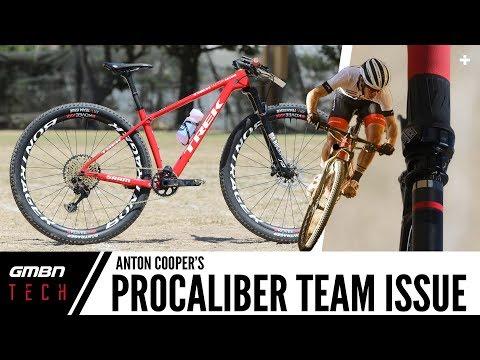 Anton Cooper's ProCaliber Team Issue | GMBNTech Pro Bikes