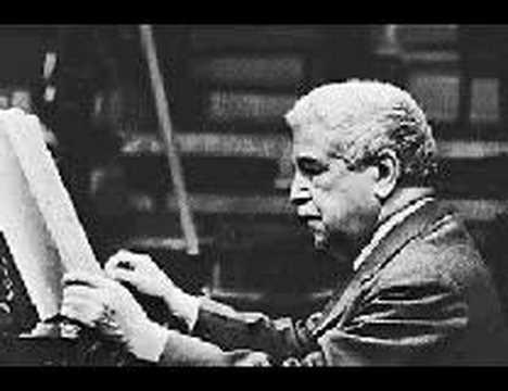 Artur Schnabel plays Beethoven Sonata  #32 in C min Op. 111