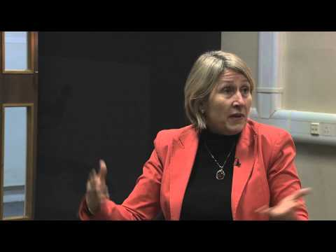 Broadcasting Today: Former Newsnight Editor Sian Kevill at Middlesex University London