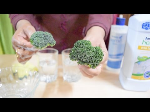 Amway Dish Drop demo and benefits in Hindi   Can also be used to wash fruits and vegetables   HD