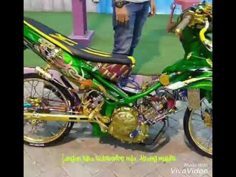 Review New Jupiter Mx 135 Kontes Jakarta 2018 Carboon