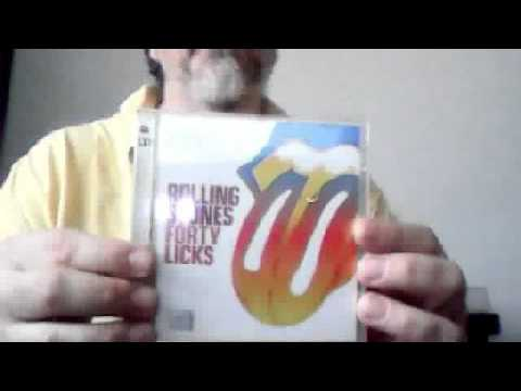 the rolling stones forty licks cd duplo