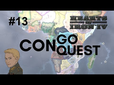 HoI4 - Modern Day - Congo Conquest - Part 13
