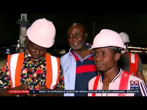 Portion of Kumasi Central Market demolished for second phase of project -  Joy News Prime (14-9-21)