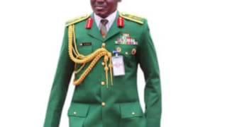 Wakar Lt General Tukur Yusuf Buratai - Aminu Ala