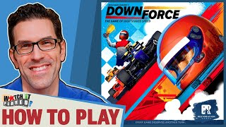 Downforce - How To Play