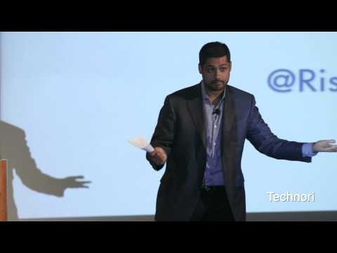 Buiding a Powerful Company by Rishi Shah, Co-Founder of Context Media