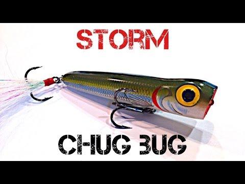 Lure Review- Storm Rattlin' Chug Bug