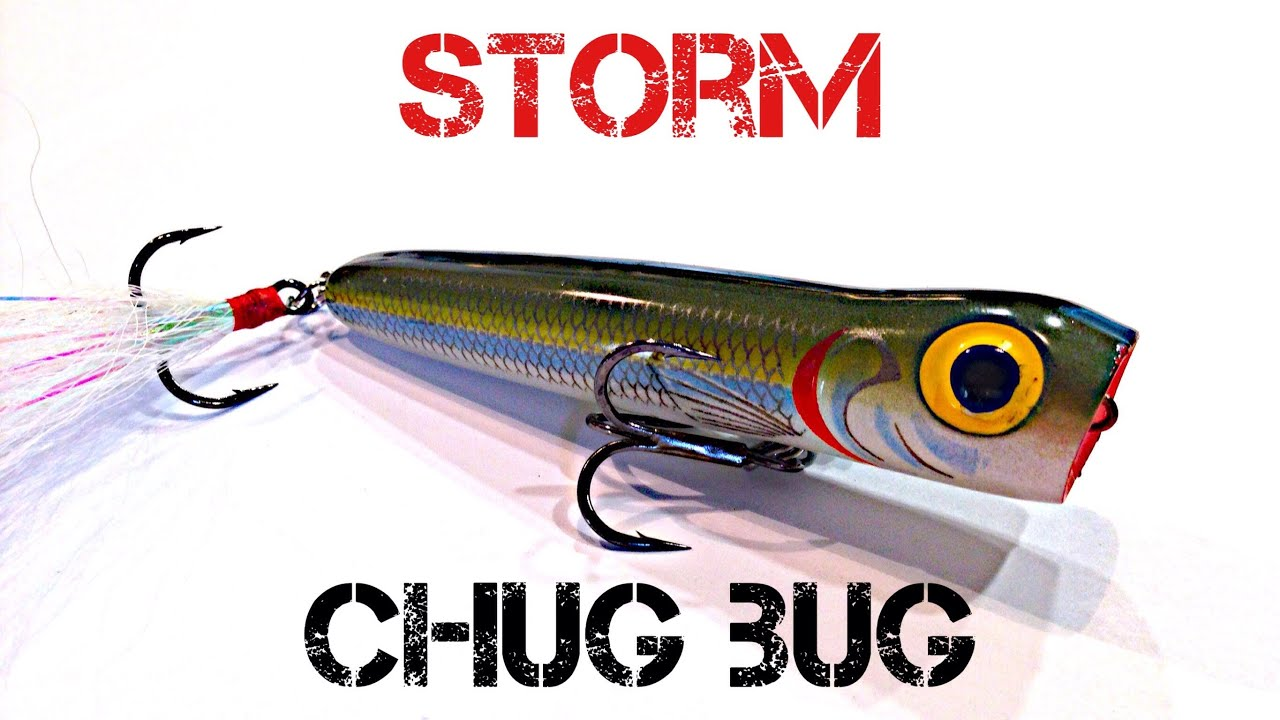 lure review- storm rattlin' chug bug - youtube, Reel Combo
