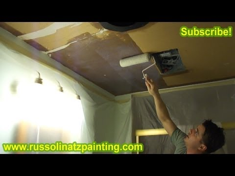 diy-removing-popcorn-ceiling-(part-2)---drywall-repair-&-wall-preparation---interior-painting