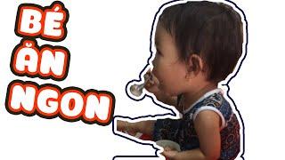 Uyên Nhi Kids l Bé ăn ngon, nhạc Ponies and Balloons