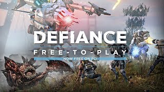 Defiance PC Gameplay Deutsch #01 - Lets Play - Road to Defiance 2050