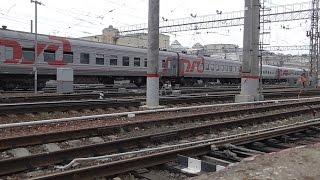 ЧС7-161 с поездом №283Ч Москва-Адлер