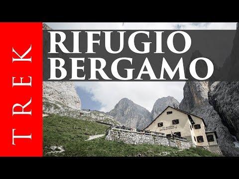 Rifugio Bergamo Dalla Val Ciamin