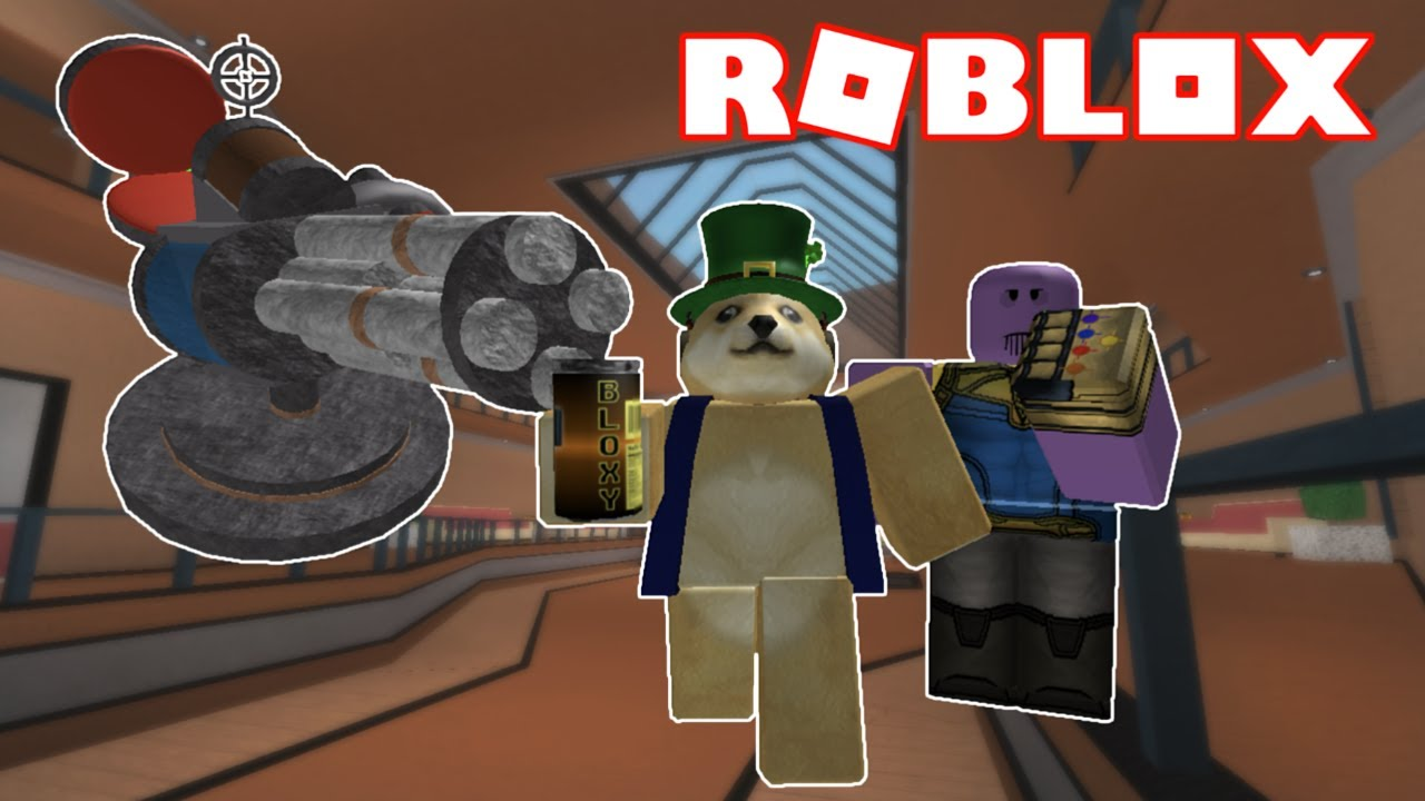 Not a Normal Roblox Epic Minigames Gameplay... - YouTube