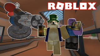 Not a Normal Roblox Epic Minigames Gameplay...
