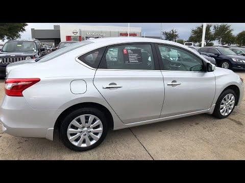 2017 Nissan Sentra Mckinney, Frisco, Plano, Dallas, Fort Worth, TX HY363369