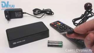 Oriel 102 - обзор DVB-T2 ресивера с внешним ИК портом