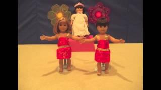 An Ag Christmas: American Girl Doll Nutcracker!