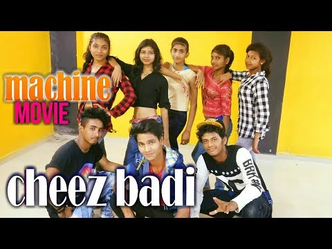Cheez Badi Dance Video | Machine | Moon Light Dance Cls | Choreography By Ajay Kumar |