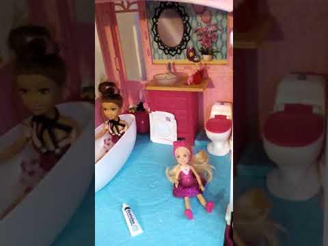 Barbie Eroina Jocului Video