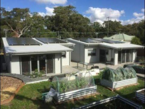 Kirrawee Hempcrete Duplex – Sustainable House Day 2020