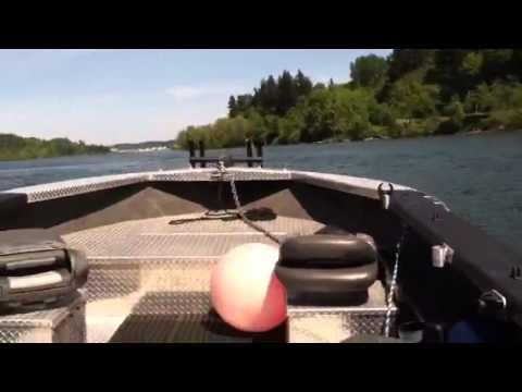 Motion Marine (fishing machine) 200 mercury sport jet