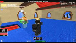 ROBLOX inter view with the legendary gki