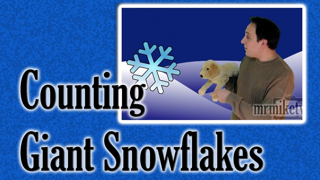 Counting Giant Snowflakes