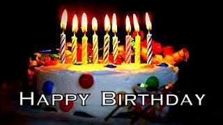 Forget the past, look forward to the future, for the best things are yet to come, Happy Birthday