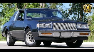 1987 Buick Regal T Gateway Orlando #1148