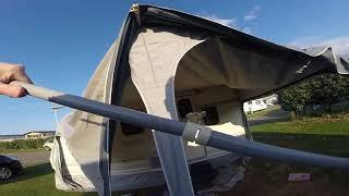 Caravan Video Part 16 - Skirlington Leisure Park August 2018