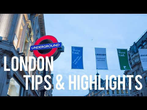 TRAVELLING TO LONDON, TIPS & HIGHLIGHTS | FashionablyAMY