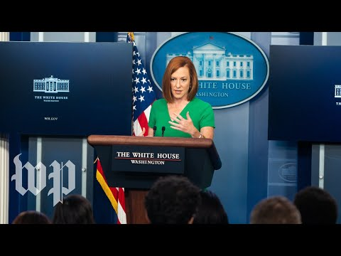 Psaki responds to reporter's accusation of spying on Facebook profiles