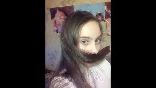 Как я поменяла цвет волос