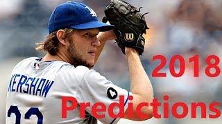 MLB 2018 Season Predictions ᴴᴰ