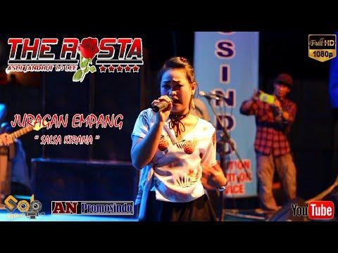 JURAGAN EMPANG - THE ROSTA LIVE MRICAN - KEDIRI 2017