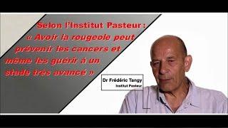 Selon l'Institut Pasteur, avoir la rougeole peut prévenir les cancers et même les guérir
