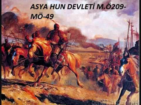 Asia Hun Empire 209-49