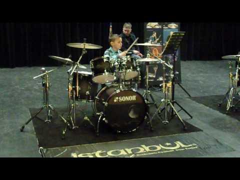 Niveau 01 LEFEVRE, Adam  Drums 2013