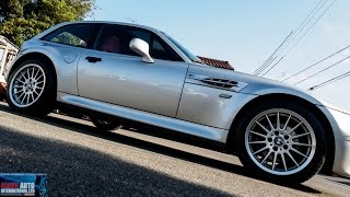 Walk Around/Test Drive - 2001 BMW Z3 3.0L Coupe - Japanese Car Auctions