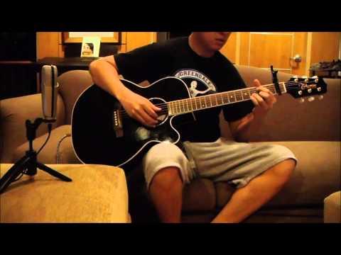 Chris Brown ft. Keri Hilson - Superhuman (Acoustic Cover)