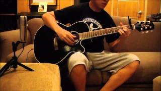 Chris Brown ft. Keri Hilson - Superhuman (Acoustic Cover)