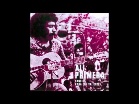 alí-primera---cancion-para-los-valientes---lp-(1976)